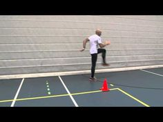Instructiefilm Looptechniek training Run4ever - YouTube