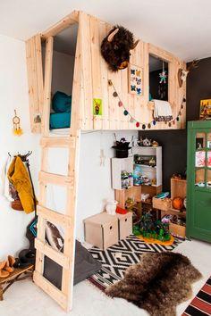 17 quartos infantis que despertam nostalgia em qualquer adulto - Casa