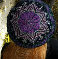 Ravelry: Hat Trick pattern by Alice Starmore