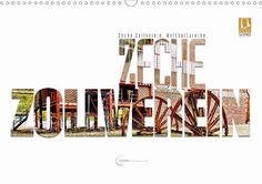 Zeche Zollverein. Weltkulturerbe. - CALVENDO Kalender von Arne Morgenstern - #kalender #calvendo #calvendogold #zeche #fotografie