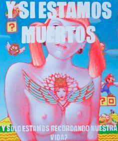 Sergui Porro en el museo Blanes - Revista Hugo