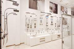 PORCELANOSA Grupo abre su primer showroom en Filadelfia #Porcelanosa #showroom #Philadelphia