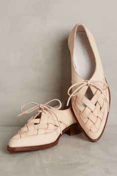 Slide View: 1: Jeffrey Campbell Merchant Oxfords