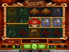 Fisticuffs – by Net Entertainment
