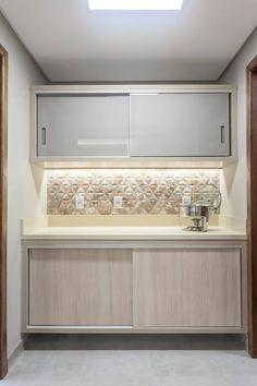 Cozinha, produto Cerâmica Portinari - Coleção Freedom HD. produto: Sides Be - Projeto: Arq. Izabel Moratelli.