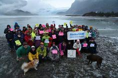 Avaaz - Largest Climate Mobilisation in History - Alaska