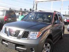 2007 Nissan Pathfinder SE SUV - NJ NY State Auto Auction Jersey City, NJ