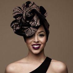Wow! Ankara Hat Its African inspired. ~African fashion, Ankara, kitenge, African women dresses, African prints, African men's fashion, Nigerian style, Ghanaian fashion ~DKK