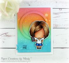 GUEST DESIGNER MINDY with TEXT ME ANYA : The Greeting Farm – Clear Stamps, Rubber Stamps, Cardmaking USA
