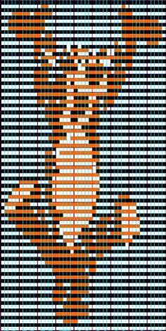 Tigger illusion Knit