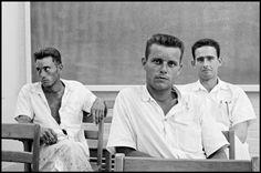 Danny Lyon USA. Huntsville, Texas. 1968. The Ramsey prison farm