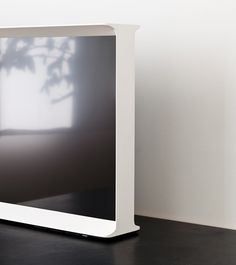 Serif TV by Ronan and Erwan Bouroullec for Samsung