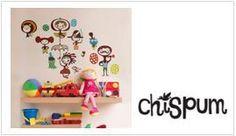 chispum vinilos infantiles - Cerca amb Google
