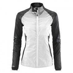 Lite Ace Pro Women's Jacket - Black/White