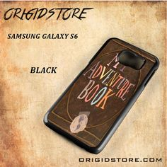 My Adventure Book Movie Up Carl And Ellie Black White Snap On 3D For Samsung Galaxy S6 Case