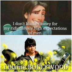Bollywood funny stuff... Hemos encontrado esto por Internet y nos ha parecido muy gracioso!! La culpa es de Bollywood! #Bollywood #India #Disney Mayura restaurante & lounge - Barcelona