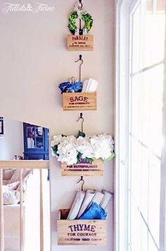 adding decorative storage to the kitchen, kitchen design, storage ideas, wall decor
