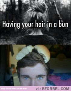 Nothing Beats A Good Bun…
