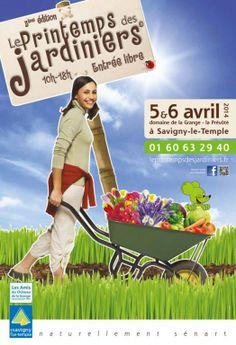 Le Printemps des Jardiniers, Savigny-le-Temple (77176), Ile-de-France