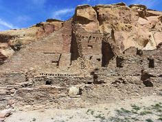 Pueblo Bonito, Chaco Canyon National Historical Park, New Mexico. Photo by Janice McLean, 17 March 2012.