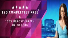 One of the unique features that have propelled #SkyCasino to popularity is the £20 Free #NoDeposit Bonus that they offer to their new players on live casino games. This is an #incredible way to give the new members a chance to play their #favorite games and win real money without having to spend their own cash. When you successfully complete the registration process at the casino, the £20 will be automatically deposited into your account.