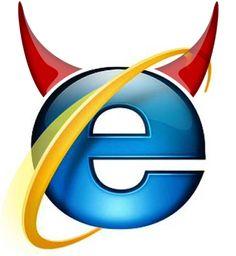 Internet Explorer is the devil