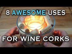 ワインのコルクが停電の夜を救うかも。意外な用途8選 : ギズモード・ジャパン