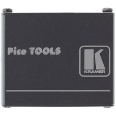 Kramer Electronics - PT-572 - Kramer Hdmi over Twisted Pair Receiver - 1 Input Device - 1 Output Device - 295.28 ft, Yellow