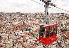 ¡Admira #Zacatecas desde los cielos! Placeres que se disfrutan en #Mexico.