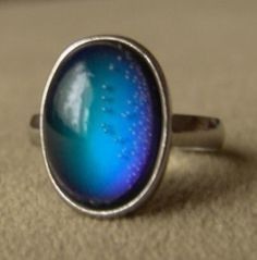 mood ring I've always wanted one and never got one