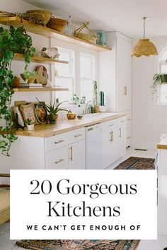 We're absolutely in love with these 20 gorgeous kitchens. — via @PureWow