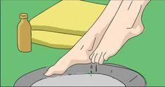 Toto sa stane, keď namočíte vaše nohy do octu! Zázračné tipy na jeho využitie! | Chillin.sk