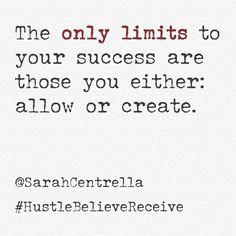 No limits #HBRMethod