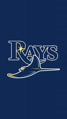 American League Baseball Teams, Rays Logo, Bay Sports, Baseball Wallpaper, Modern Family Quotes, Sports Wallpapers, Tampa Bay Rays, Baseball Season, Sports Logos