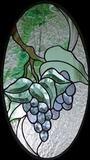 Free Grapes Bevel Panel Pattern