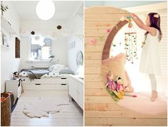 Girl's Room Decoration Ideas | My BiScoto