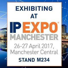 Ready to attend IPEXPO Manchester on 26 April & 27 April? Visit Stand M234 at #IPEXPOManchester and test your innovative ideas quickly and safely!!