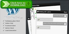 [ThemeForest]Free nulled download WP Online Chat from http://zippyfile.download/f.php?id=58949 Tags: ecommerce, ajax, chat, chatting, contact, leads, messaging, online, online chat, sms, support, wordpress