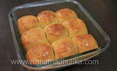 Pav Bhaji Bread Recipe
