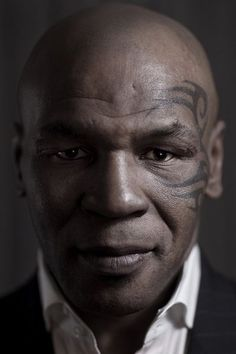 A great pic of Mike Tyson!