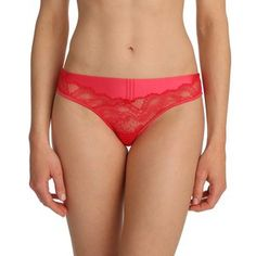 Marie Jo ~ Lauren Rio Brief in Valentine Red from Amazing Grace Lingerie UK