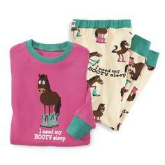 21 Best Horse Kids Ultimate Pajamas images | Pajamas ...