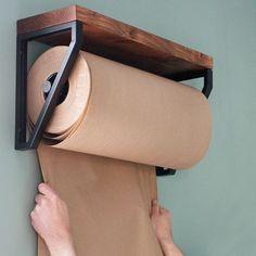 DIY Kraft Paper Roll