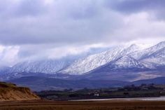 McGillicuddy Reeks.   Photography from Inch and Dingle area - Wednesday 13th March
