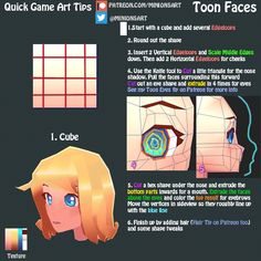 game game design Quick Game Art Tips - Toon Fac 3d Pixel, Pixel Art, Zbrush, Character Modeling, 3d Modeling, 3d Character, Minion Art, Creating Games, Low Poly Games
