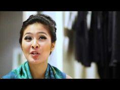 Sandra Dewi Up, Close & Personal