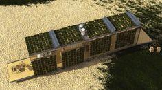 ECObitat: Casa modular transportable / Felipe Campolino