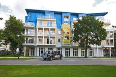 Hotel Swinemünde Polnische Ostsee