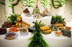 Melhores dicas Festa Safari para decoração de festa infantil