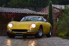 1966 Ferrari 275 GTB/2 Nez Long Torque Tube, Ex Roger Vadim